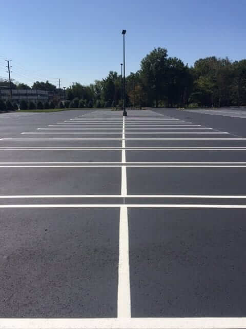 Parking Lot repair in Alabaster, AL